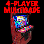 4-player multicade