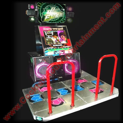 florida  arcade game dance dance revolution ddr