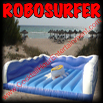 florida arcade game robosurfer mechanical surfboard game