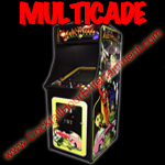 florida arcade game multicade