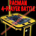 florida arcade game pac-man battle royale button