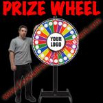 florida arcade game prize wheel rental