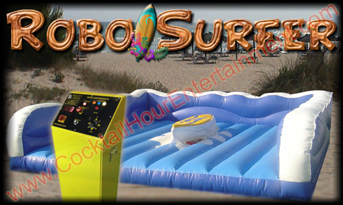 florida arcade game rental surboard game