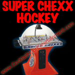 florida arcade game super chexx dome hockey